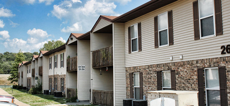 Best Apartment Community In Pacific Mo Osage Estates